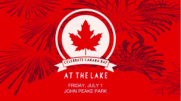 Celebrate Canada Day Together at John Peake Park